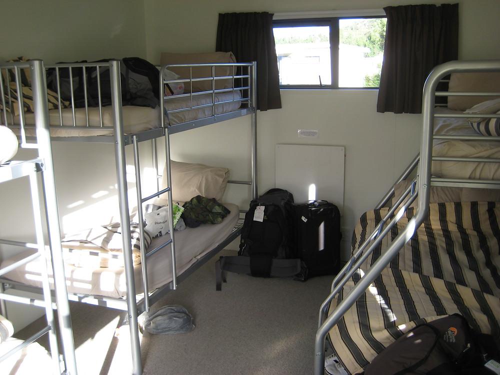 Hot Water Beach accommodation