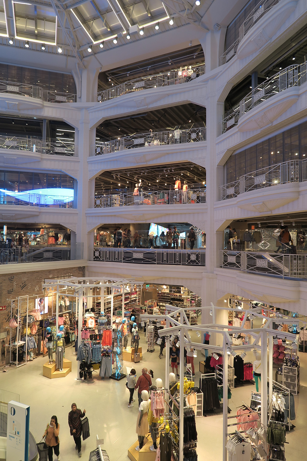 Madrid- an amazing Primark store!!