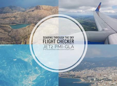 Flight Checker Jet2 PMI - GLA