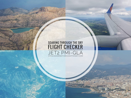 Flight Checker Jet2 PMI - GLA