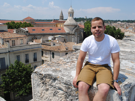 Journey To The South Of France   Nimes & Marseille