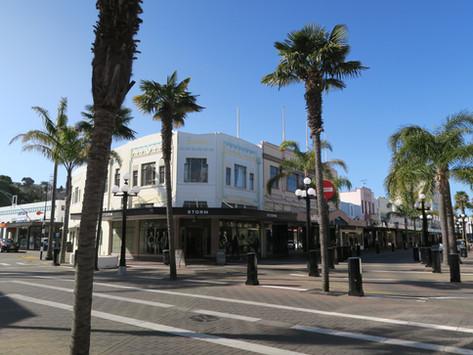Hawkes Bay and Art Deco Napier
