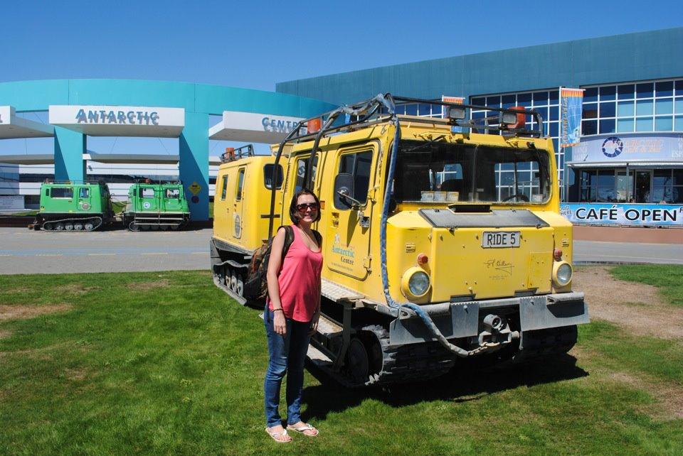 The International Antarctic Centre