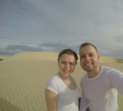 90 mile beach, Te Paki Sand Dunes