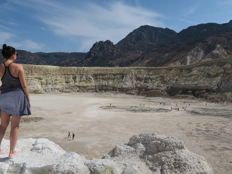 Photo Diary | Nisyros | Stefanos Crater