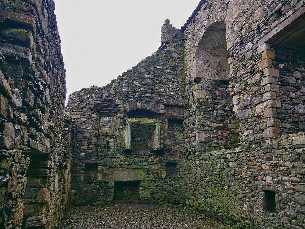 Dunstaffnage Castle, Oban