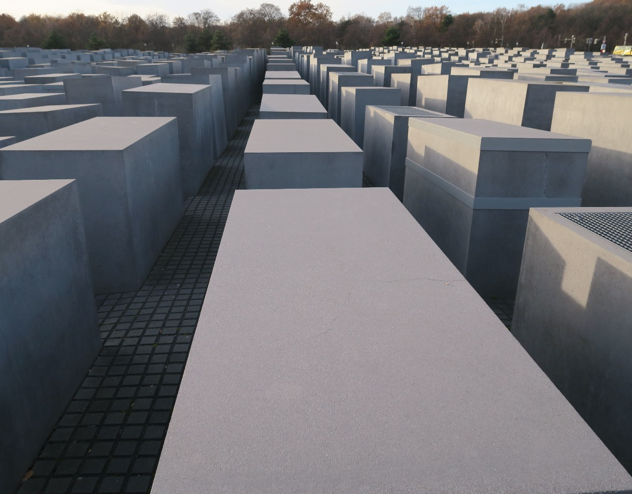 The Memorial to the Murdered Jews