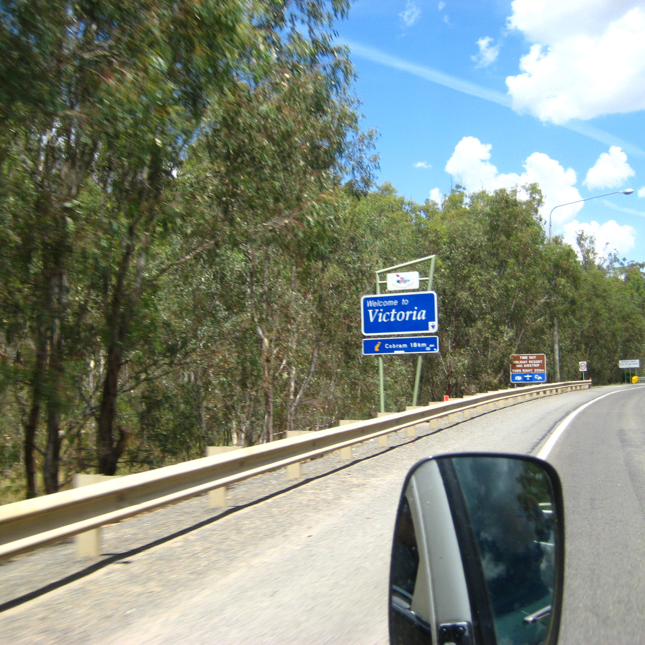 Entering a new state for us-Victoria