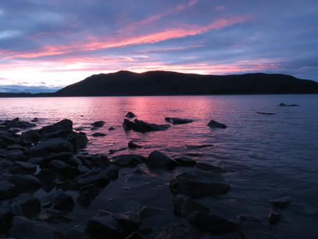 Star Gazing in Lake Tekapo