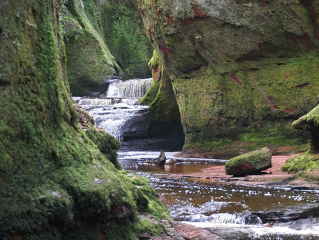 Scotland | DO NOT MISS Devil's Pulpit, Finnich Glen