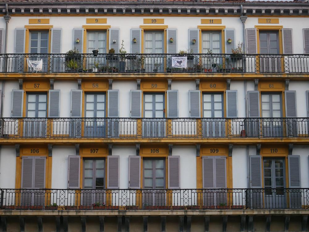 San Sebastián- Constitution Square
