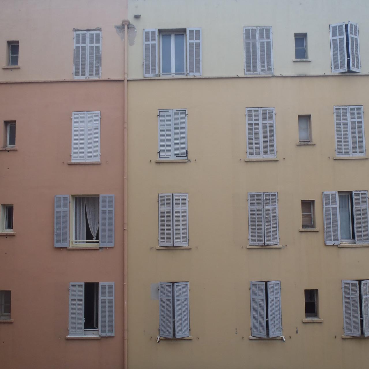 Marseille buildings
