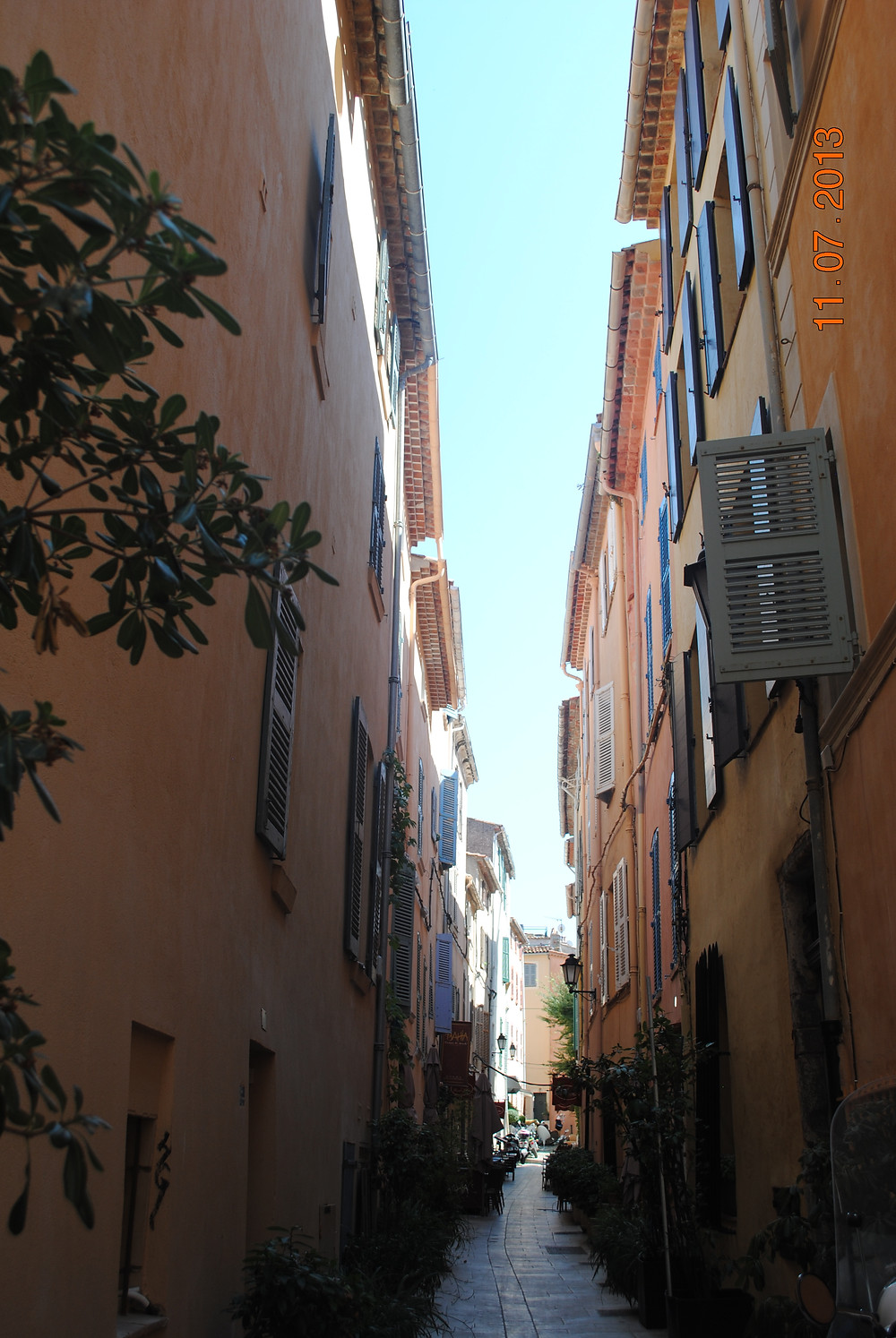 St Tropez Old Town