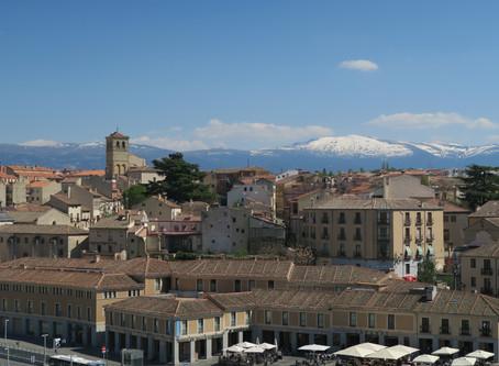 Spain | Segovia To Madrid