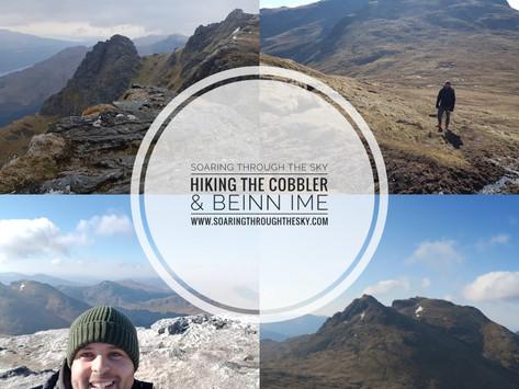 Hiking The Cobbler & Beinn Ime In The Arrochar Alps, Scotland
