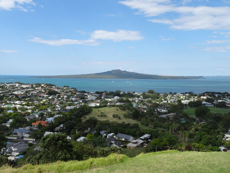 Auckland | RangitotoIsland