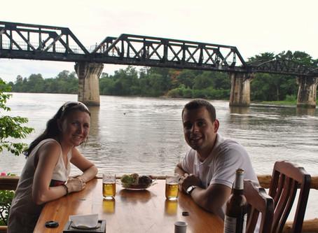 Like a Bridge over...River Kwai