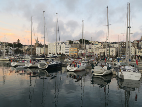St Peter Port, Guernsey | Europe's Prettiest Harbour Town