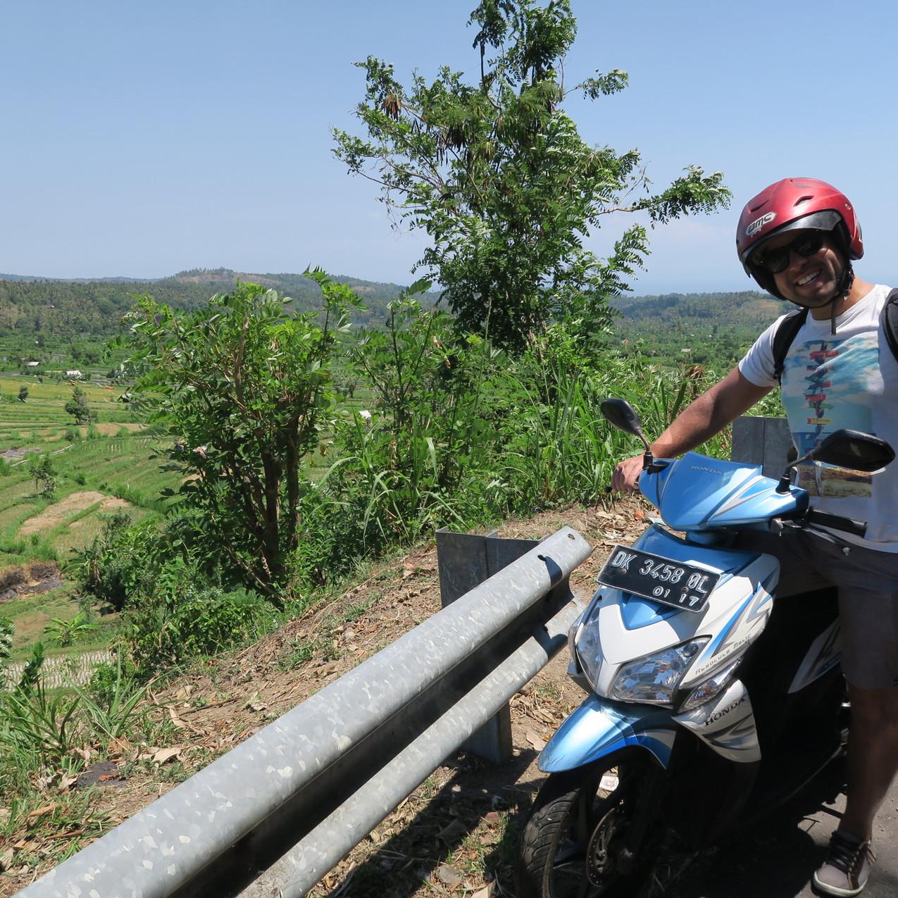 Bali riding