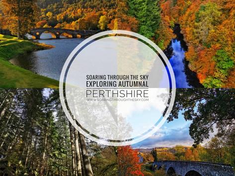 Road Trip   Exploring Autumnal Perthshire