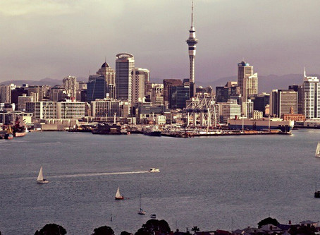 Arriving in your New Country of New Zealand