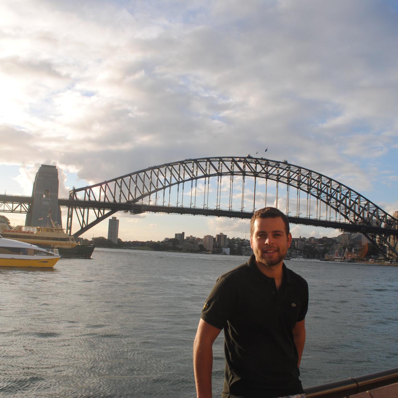 Opera House and Harbour Bridge