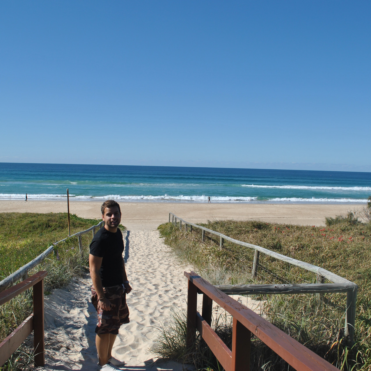 Trip to the Gold Coast