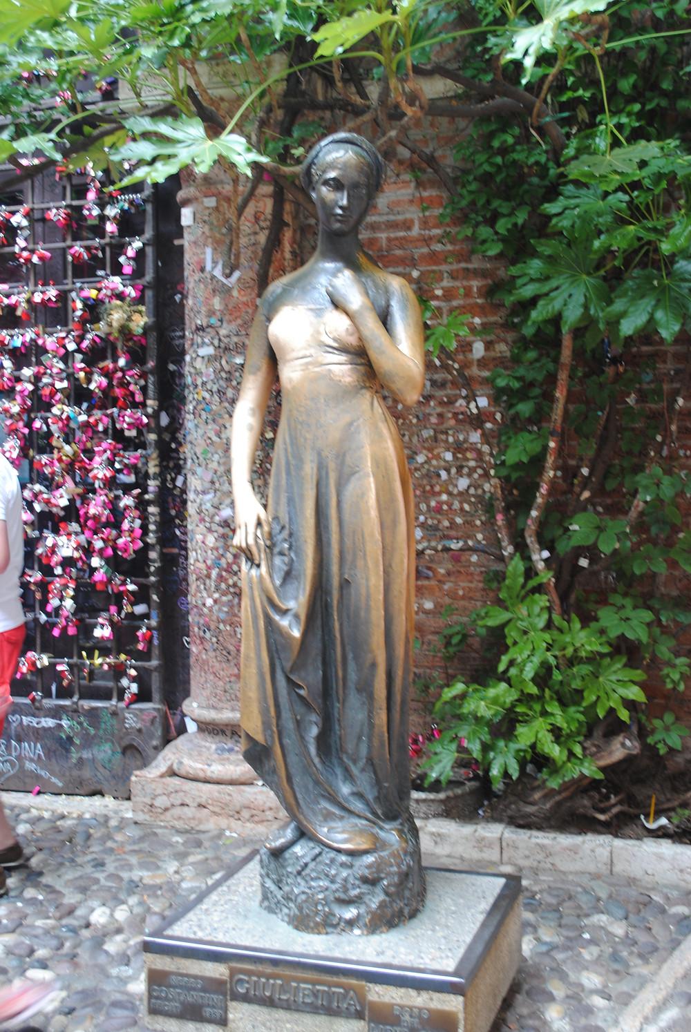 Juliet, Verona