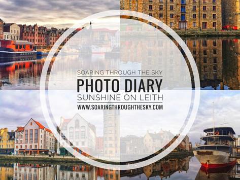 Photo Diary   Sunshine On Leith