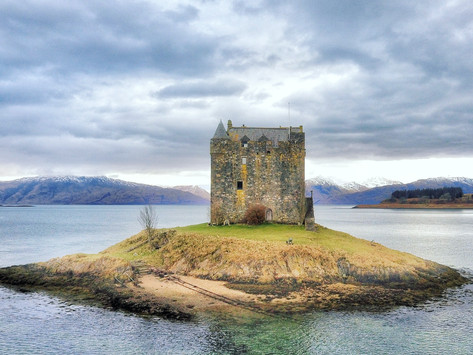 The Best Of The Best Scottish Castles
