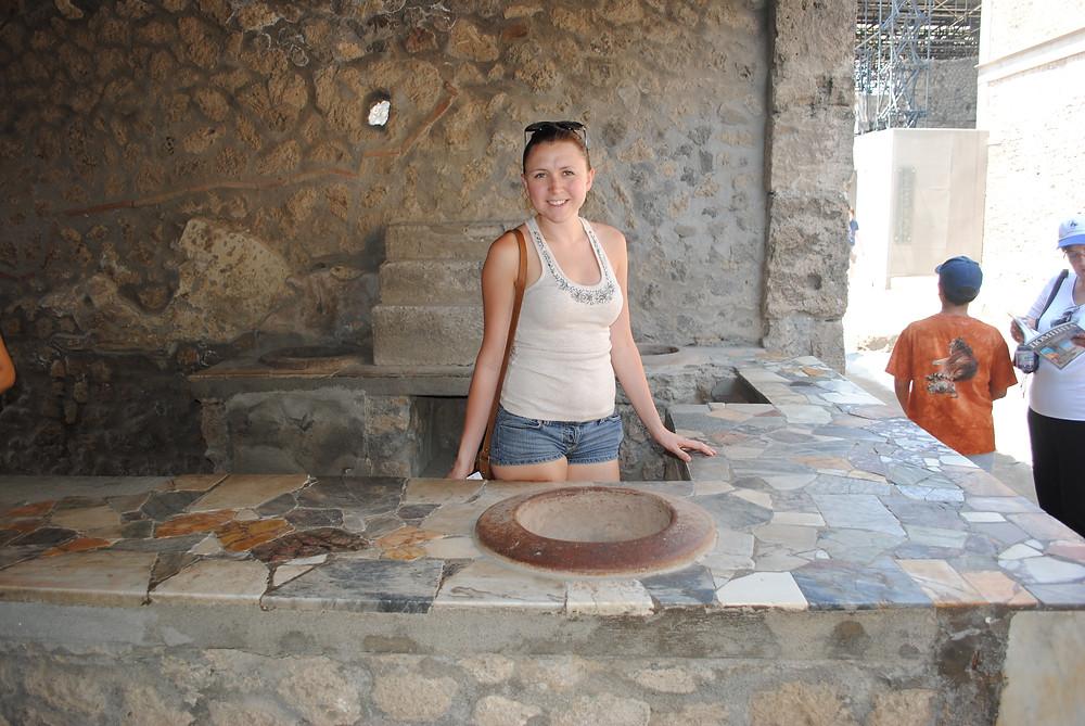 Bakery Pompeii