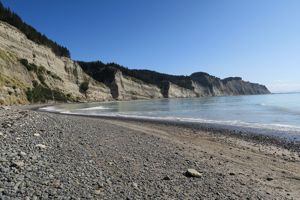 Clifton Beach at Cape Kidnappers