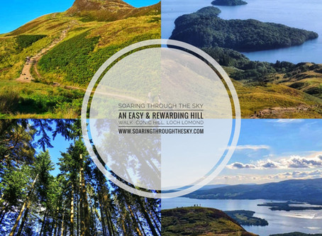 An Easy & Rewarding Hill Walk | Conic Hill, Balmaha, Loch Lomond