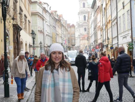 Prague and Useful Czech Phrases