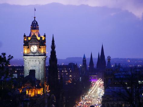 24 Hours In Edinburgh