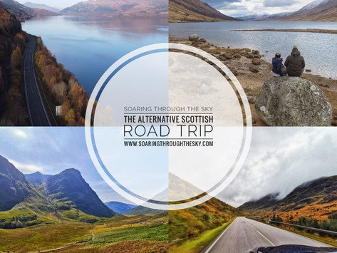 The Alternative Scottish Road Trip - Not To Be Missed!