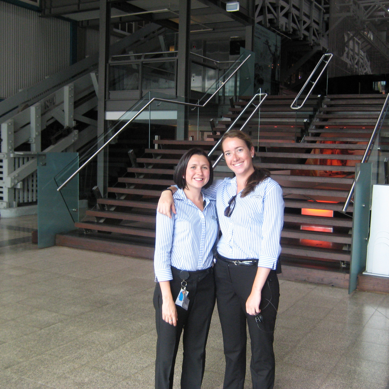 Blue Sydney with Kaye