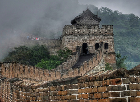 8 Mesmerising Images Of The Great Wall Of China