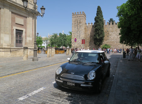 Spain | A Quick Stop In Seville & A Trip To Ronda