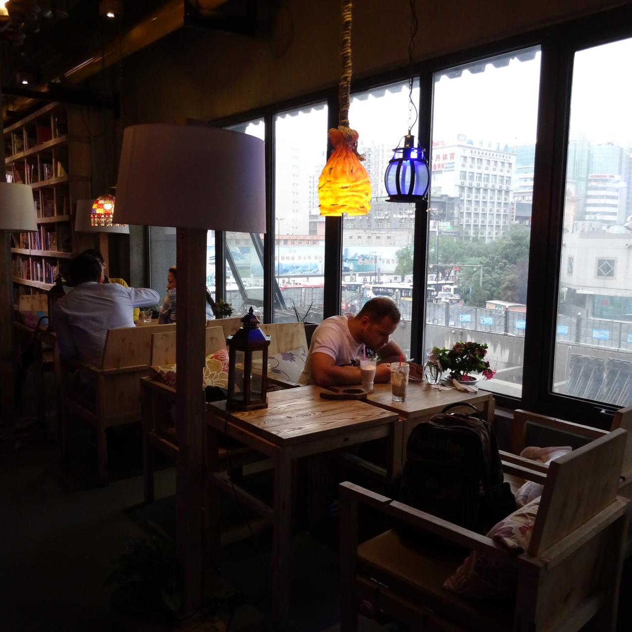 xian coffee house