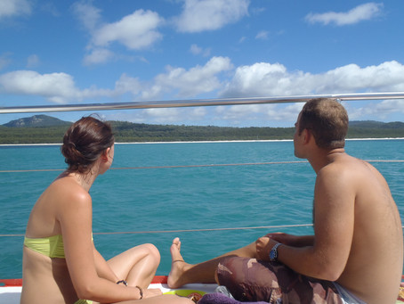 Sun, Sail and Snorkelling in The Whitsundays