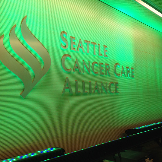 Seattle Cancer Care Alliance Lighting