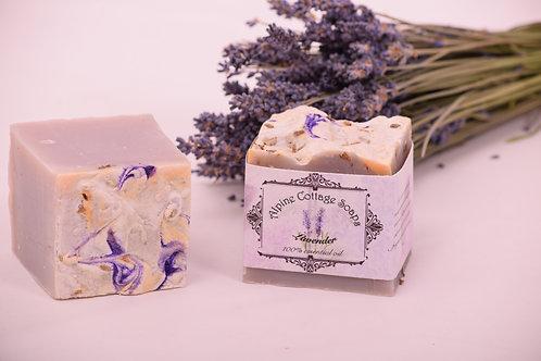 Lavender Body/ Face GOATS MILK Soap
