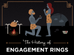 History of Engagement Rings [INFOGRAPHIC]