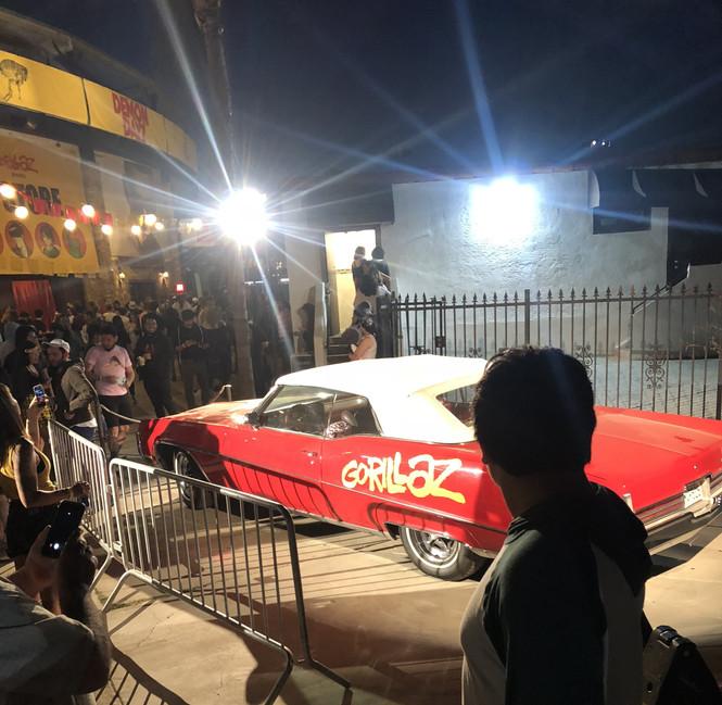 The G Car