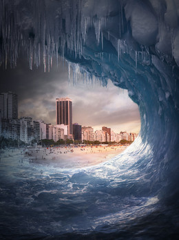 Un-used concept for Geostorm