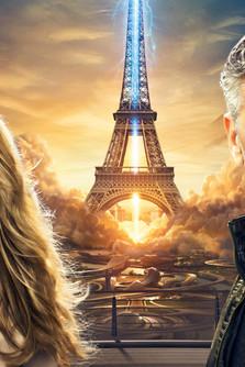 Movie Poster Key Art, Tomorrowland