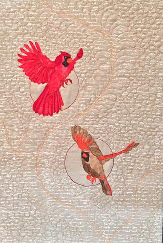 Dueling Cardinals
