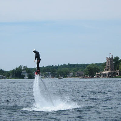 Flyboarding Takes Off