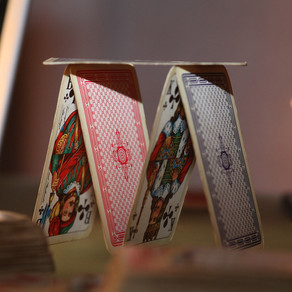 La vie est un jeu de cartes